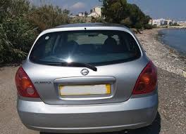 nissan almera 2005 hatchback 1 5l petrol manual for sale