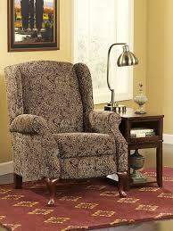 High Leg Recliner Nadior Pasiley High Leg Recliner The Furniture Mart