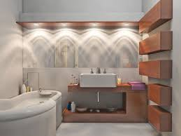 lighting ideas 3 lights brushed nickel sconces above bathroom