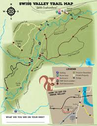 Mount Sac Map Swiss Valley Nature Preserve And Nature Center Dubuque Ia