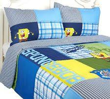 Bed Comforters Full Size Spongebob Comforter Set Ebay