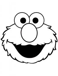 printable elmo coloring pages fablesfromthefriends com
