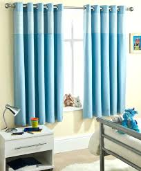 Yellow Blackout Curtains Nursery Baby Nursery Curtains Clame Co