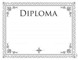diplomas de primaria descargar diplomas de primaria formato de diploma daway dabrowa co