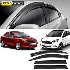 nissan micra vs ford figo buy unbreakable ford figo aspire u0026 new figo door visors in abs