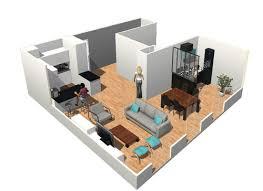 amenager petit salon avec cuisine ouverte amenagement salon sejour cuisine deco ouverte best decoration avec