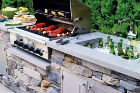 outdoor kitchen cabinet doors diy 10 smart ideas for outdoor kitchens and dining this house