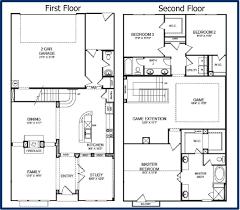 size of 2 car garage sightly westpoint collier homes also westpoint westpointv in 2 car
