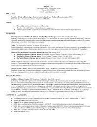 internship resume exle exercise science skills resume exle shalomhouse us