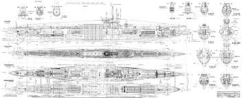 looking for nuclear submarine blueprints drawings plans