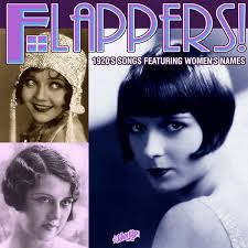 hair style names1920 flappers 1920 s songs featuring women s names by various