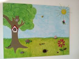 tableau chambre enfant tableau chambre enfant a faire soi même décoration fait maison