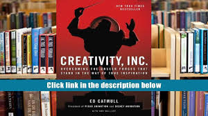 download pdf creativity inc overcoming the unseen forces that