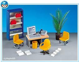 bureau playmobil 9a maison moderne interieur 7224 bureau équipé photo archive