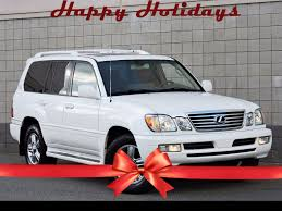 lexus lx 470 car price used 2006 lexus lx 470 s at auto house usa saugus