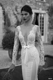 berta wedding dress berta 2015 bridal collection sleeve wedding dresses