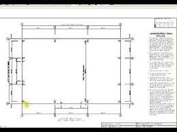 rapidset 40 x 60 metal building shop garage anchor bolt layout