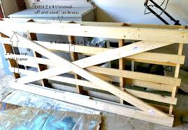 Pallet Platform Bed Pallet Platform Bed Tutorial U2014 Stylemutt Home Your Home Decor