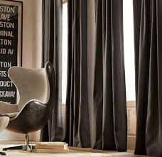 Cotton Curtains And Drapes Drapery Ideas For The Modern Home