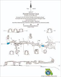 missouri caves map mapping caves springfield plateau grotto