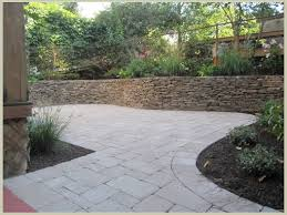 simple hardscaping backyards hardscaping the backyards gallery
