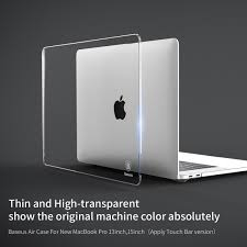 macbook pro case baseus laptop case for apple new macbook pro 13 15 2016 model a1706