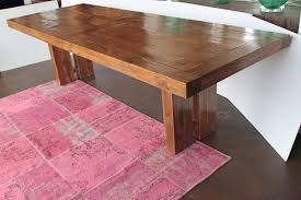Solid Teak Wood Furniture Merlot Finish Transitional Dining Room Table W Optional Items Heds