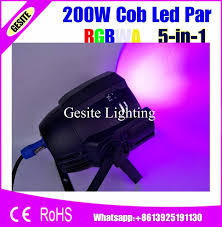 stage lighting mounting bars 2pcs lot 200w profile light stage truss mounting light cob led par