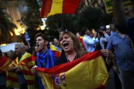 the latest catalan parliament speaker slams session block