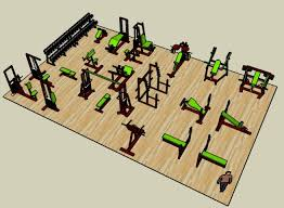 Design Home Gym Layout Small Fitness Center Floor Plan Small Apartment Complex Gym U2013 Decorin
