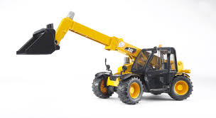bruder farm toys 02141 bruder cat telehandler telehandlers construction toys