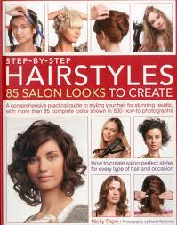 step by step hairstyles 85 salon looks to create a comprehensive
