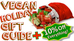 the best vegan christmas gift guide ever 10 discount bite