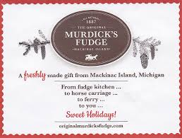 fudge gift boxes our gift box experience treats you to michigan tradition