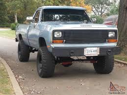 Dodge Ram Cummins 4x4 - built ram 250 cummins 4wd