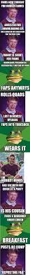 bad luck brian and bachelor frog comp