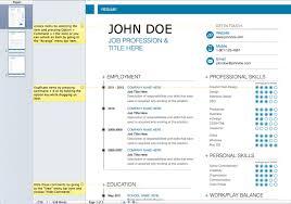 Mac Resume Mac Resume Template by Resume Template Formal Blue Modern Cv For Word Mac Or Pc Free