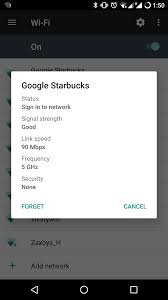 android oreo feature spotlight redesigned wi fi info screen now