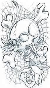 trends skull with mens designs