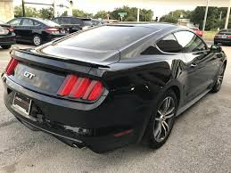 Black Mustang For Sale 2015 Ford Mustang Gt In Jacksonville Fl Auto Boutique