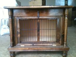 the useful dog crate table for you and your beloved pet u2014 unique