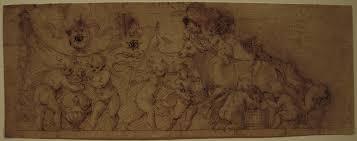 old master drawings 16th century italian drawings
