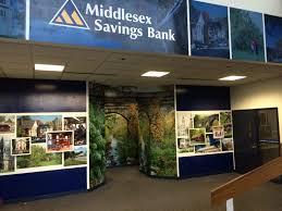 wall coverings lobby graphics interiors custom wallpaper wall mural bank b1