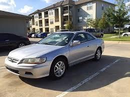 2002 honda accord v6 coupe 2002 honda accord v6 cars for sale