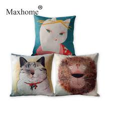 online get cheap japanese cat pillow aliexpress com alibaba group
