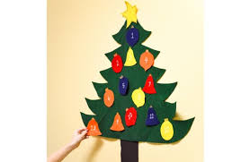 countdown to advent calendar tree a c