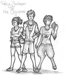 htp percy jackson and the olympians by 1jade2 on deviantart