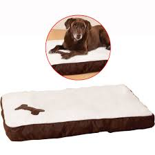 Foam Dog Bed Deluxe Orthopaedic Memory Foam Pet Bed Large Online Kg Electronic