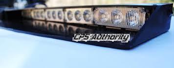 undercover interior led light bars
