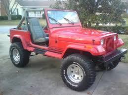 jeep wrangler 88 the jeep yj birth of the wrangler